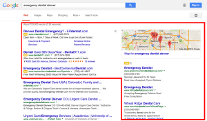 google advertising denver